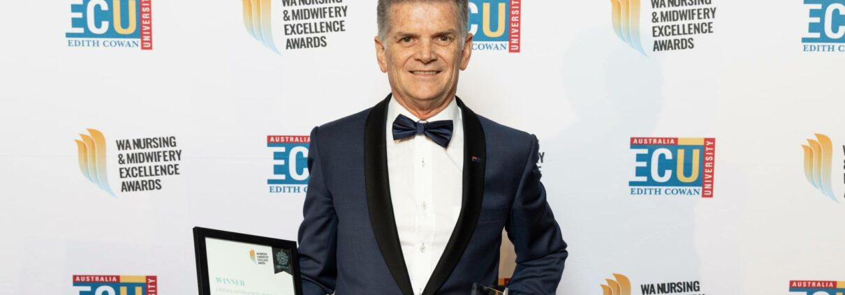 Gavin Leslie Lifetime Achievement Honour Award